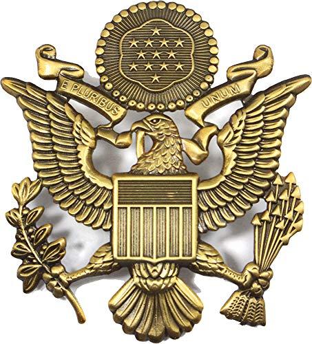 Fosco Réplica EEUU Oficial del Ejército Visera Gorra - Antiguo