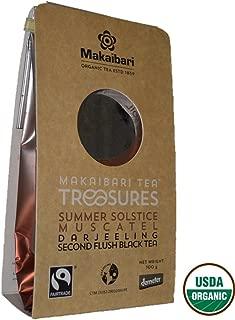 Makaibari Darjeeling Second Flush Organic Black Tea