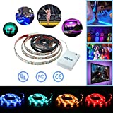 Simfonio LED Strip Batterie - LED Stripes 1m...