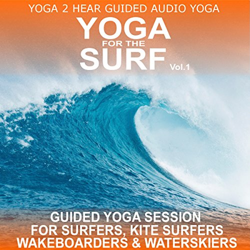 Yoga for the Surf, Vol. 1 Titelbild