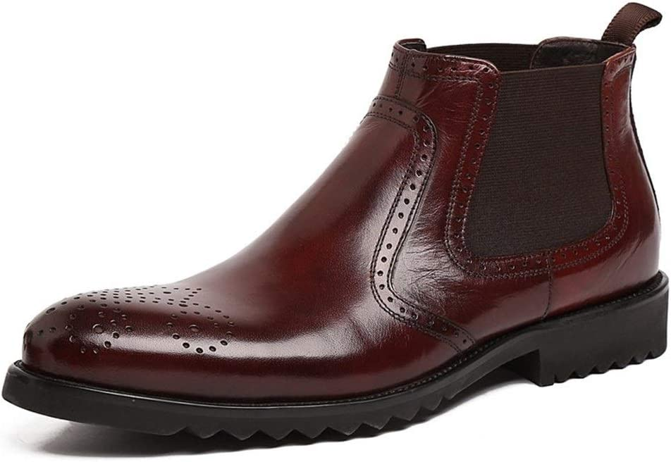 Rui Landed 1 year warranty Work Chelsea Boots for Ranking TOP4 Men Boot On Style Slip Ankle G