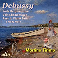 Debussy: Piano Suites by Martino Tirimo (2014-02-04)