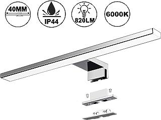 Lámpara LED de Espejo 10W 820LM 40mm Lámpara de Baño