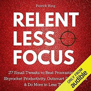 Relentless Focus cover art