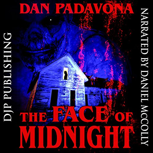 The Face of Midnight audiobook cover art