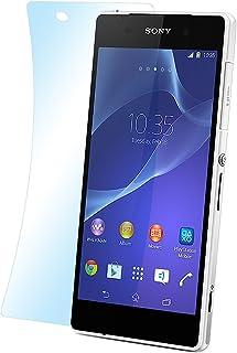 doupi ultraljudsfolie för Sony Xperia Z1 (5 tum) Crystal Super Clear högglans glänsande slät skärm skydd folie SONY Xperia...