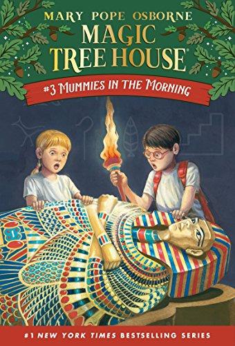 Mummies in the Morning (Magic Tree House (R))の詳細を見る