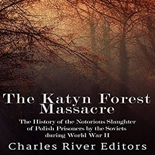 The Katyn Forest Massacre audiobook cover art