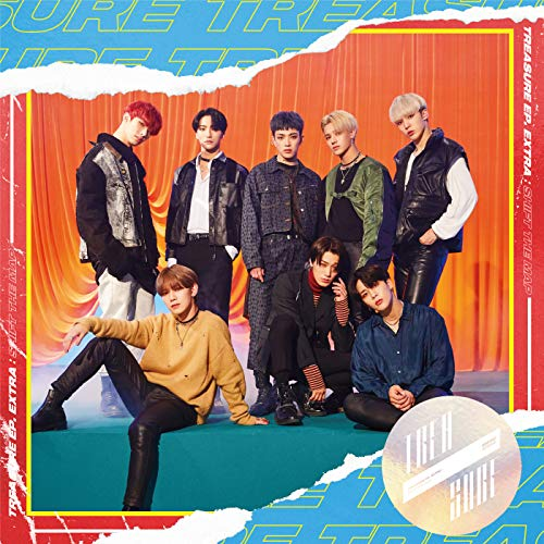 [album]TREASURE EP. EXTRA:Shift The Map – ATEEZ[FLAC + MP3]