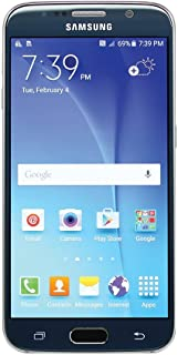 Samsung Galaxy S6 G920A 64GB Unlocked GSM 4G LTE Octa-Core Android Smartphone with 16MP Camera - Black Sapphire