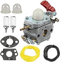 Yermax TB35EC Carburetor for C1U-P27 753-06288 MTD Troy-Bilt TB2040XP TB2044XP Trimmer TB225 Tiller TB2MB TB430 Leaf Blower