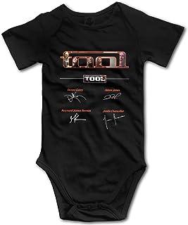 To-Ol Band Fashion Baby Onesies Unisex Cute Baby Bodysuit