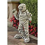 Madison Collection Wrapped Too Tight Garden Mummy Statue