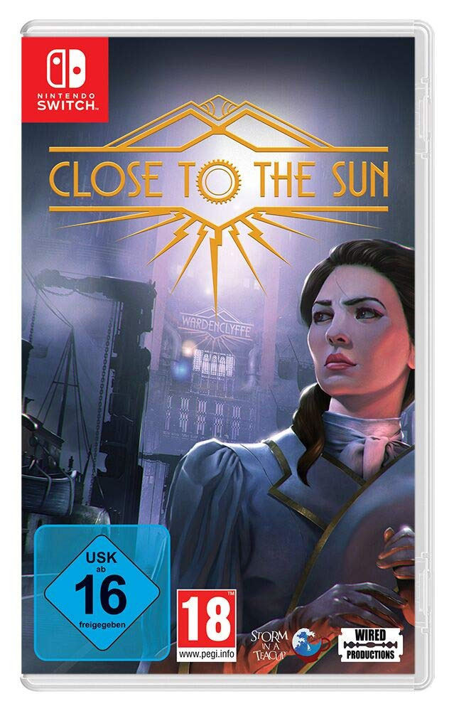 Close To The Sun NSW Nintendo Switch [Importación alemana]: Amazon ...