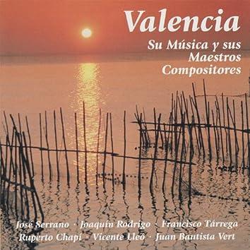 Valencia: Su Música y Sus Maestros Compositores