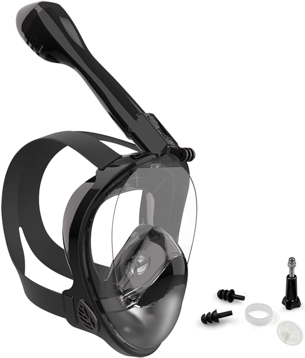 Jwintee Ranking TOP11 Full Face Snorkel Mask Adults Kids Financial sales sale for and Diving