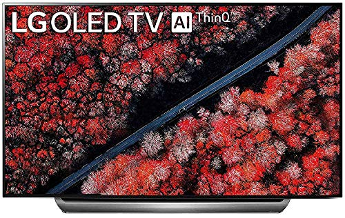 LG 195 cms (77 inches) 4K Ultra HD Smart OLED TV OLED77C9PTA | With Built-in Alexa (Dark Meteo Titanium) (2019 Model)