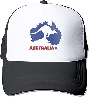 black baseball cap australia
