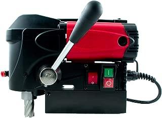 G&J Hall Tools REVO Low Profile 35 Magnetic Drill Press, 1-3/8