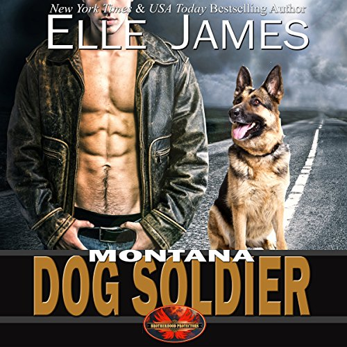 Montana Dog Soldier audiobook cover art