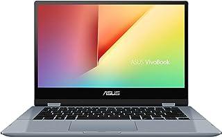 """ASUS VivoBook Flip 14 TP412FA-EC381T - Portátil convertible de 14"""" FullHD (Intel Core i3-10110U, 8GB RAM, 256GB SSD, Windo..."""
