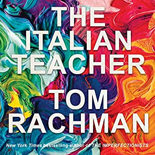 The Italian Teacher cover art