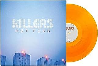 The Killers - Hot Fuss Exclusive Edition Translucent Orange LP Vinyl [VG+/NM- Condition]