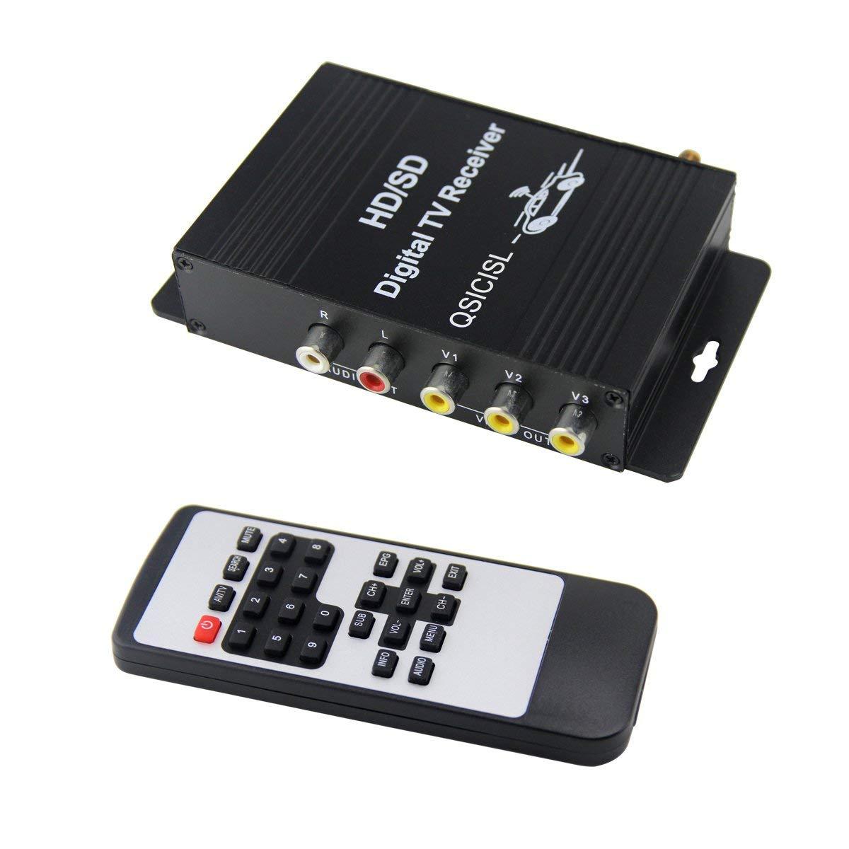 QSICISL Mobile Digital Receiver Antenna
