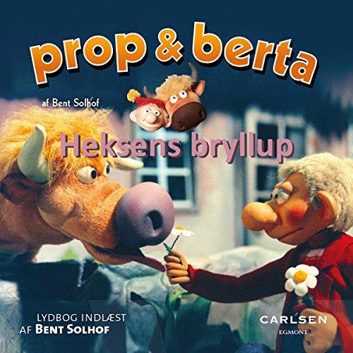 Heksens bryllup audiobook cover art