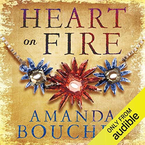 Heart on Fire audiobook cover art