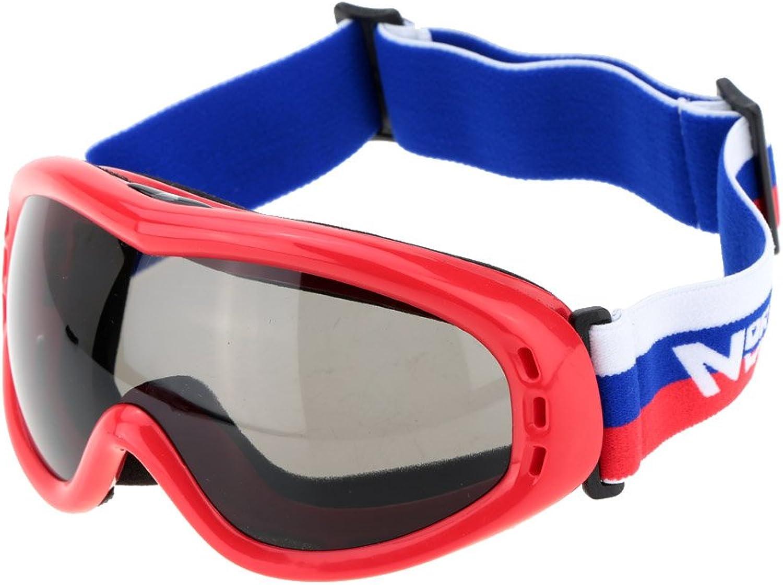 TecGeo(TM) 3 colors Skiing Eyewear Antifog Windproof Goggles UV 400 Predect Skiing Skating Goggles Winter Outdoor Activities Eyewear