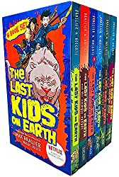 The last kids on earth 6 book set