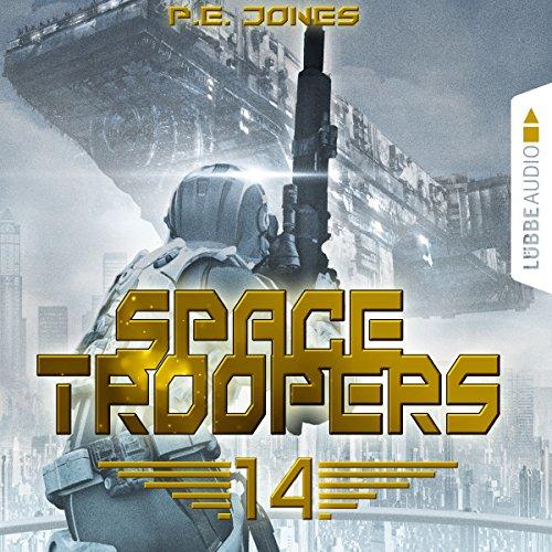Faktor X (Space Troopers 14) Titelbild