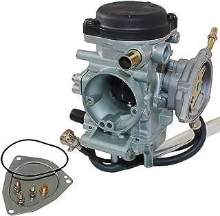 CALTRIC Carburetor Fits YAMAHA BIG BEAR 400 YFM400 2x4 4x4 2000 2001 2002 2003 2004 2005 2006