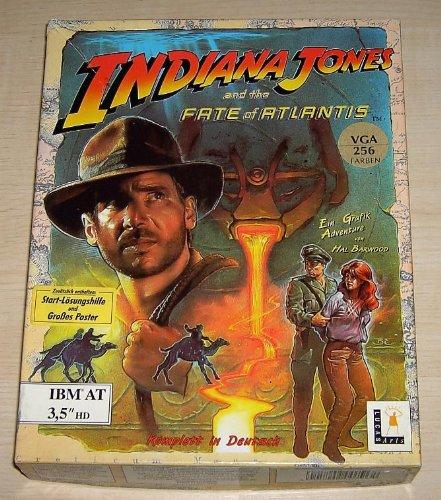 Indiana Jones and the Fate of Atlantis auf 3,5