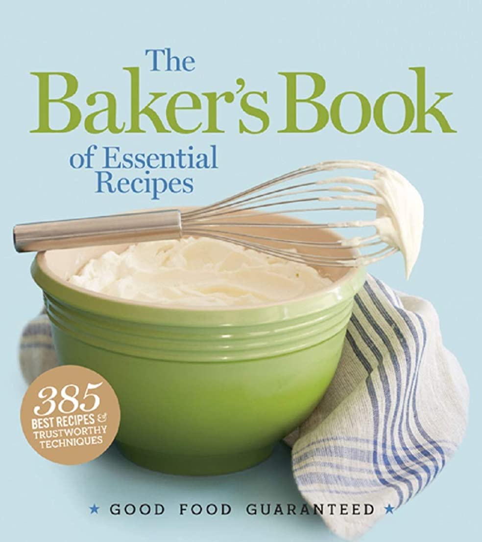 独立して浜辺助手The Baker's Book of Essential Recipes (English Edition)