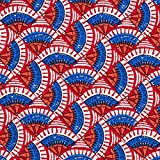 Fabulous Fabrics Satin rot, Sonstige Motive, 150cm breit