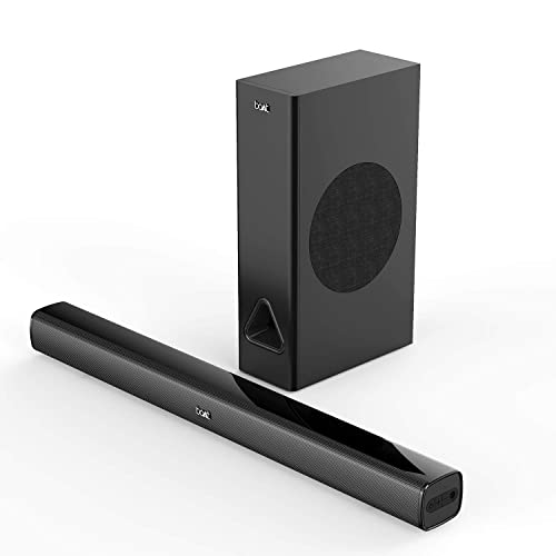 Upto 65% OFF on boAt Soundbars from Rs 3999 at Amazon