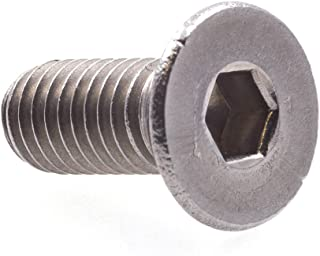 Fully Threaded Hex Socket Drive 7//8 Length Pack of 100 Zinc Plated Alloy Steel Socket Head Cap Screw US Made 7//8 Length Small Parts 1114CS 10-32 Thread Size