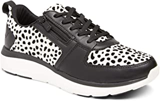 Women's Delmar Remi Walking Shoes - Ladies Casual Sneakers with Concealed Orthotic Arch Support