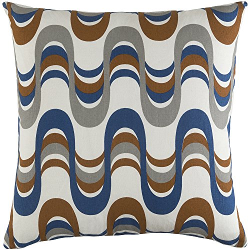 Check Out This Artistic Weavers TRUD7143-1818D TRUD7143-1818D Trudy Wave Cover and Down Insert