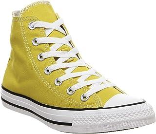 converse jaune pale