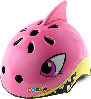 Crazy Mars Toddler Helmet Kids Bike Helmet Boys Girls