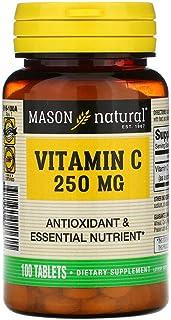 Mason Vitamin C 250 mg - 100 Tablets