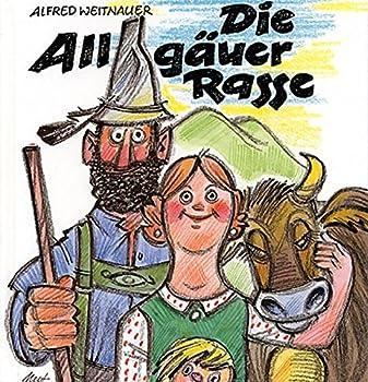 Hardcover Die Allgäuer Rasse [German] Book