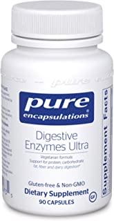 Pure Encapsulations – Digestive Enzymes Ultra – Comprehensive Blend of..
