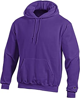 Champion S700 Double Dry Action Fleece Pullover Hood-XL-Purple