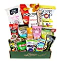 100 CALORIE Snacks Variety Pack | Healthy Snacks Care Package | Low Calorie Snacks | Christmas Gift | Holiday Gift Baskets | Vegan Snacks, Protein Bars & Nuts - 100 calories or Less [15 count] Snack Food Gifts