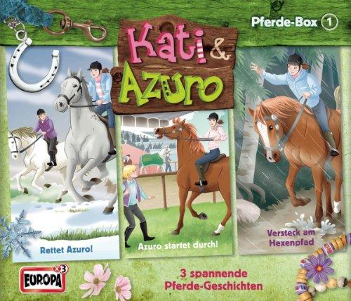 01 Pferde-Abenteuer-Box