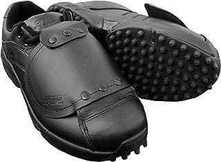 3N2 Men's Umpire Shoe - Reaction Pro Plate Lo - Black - D & EE Widths